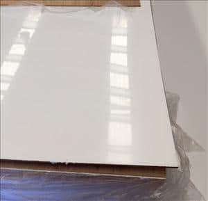 Caravan White Plywood