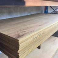 Treated Plywood