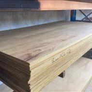 Treated Plywood