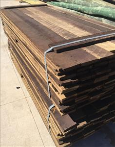 Hardwood Fence Palings