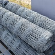 Galvanized Rural Hinge Joint Fencing
