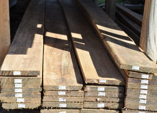 H4 CCA Pine Board