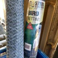 bird wire rolls