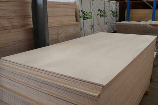 Light weight Plywood