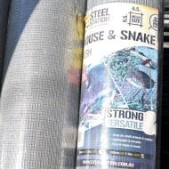 Mouse & Snake Mesh Rolls