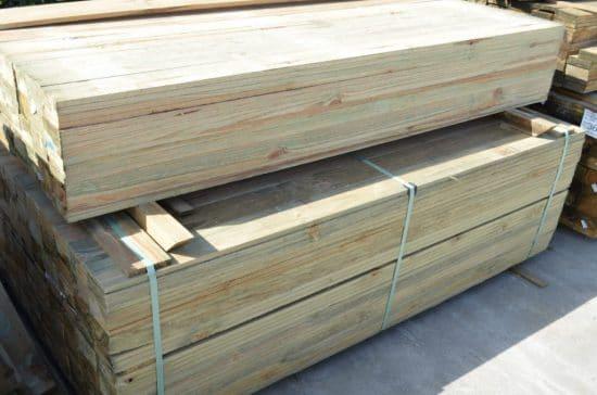 H3 Pine Palings