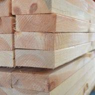 Baltic Pine Untreated Studs