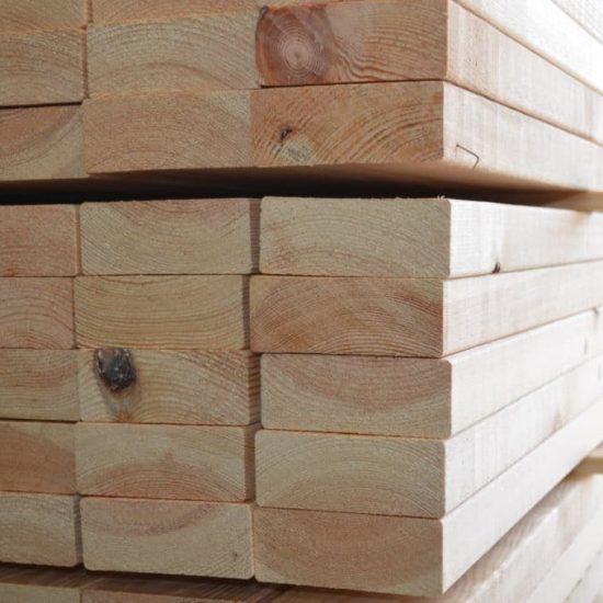 Baltic Pine Untreated Longs